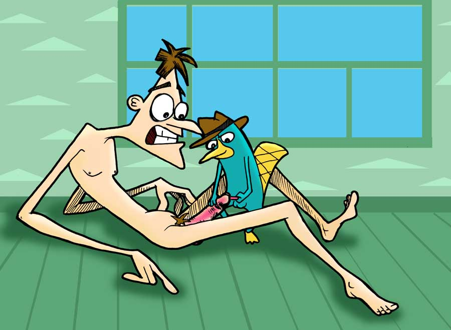 nude sex phineas ferb and Monsters university johnny worthington tumblr