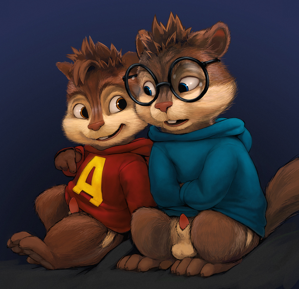 from eleanor and alvin chipmunks the Newgrounds pico sim date 3