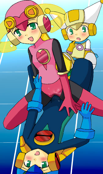 roll and exe megaman exe Rule 32 league of legends