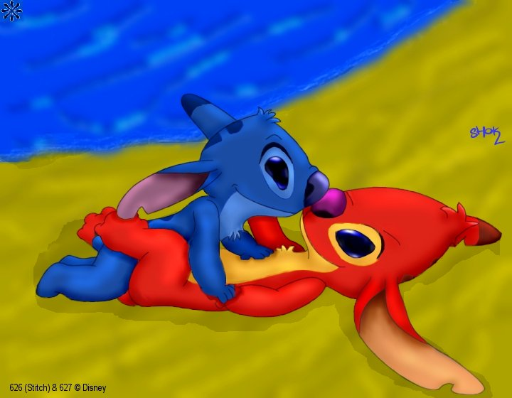 in experiments stitch all lilo and Jackie chan adventures tso lan