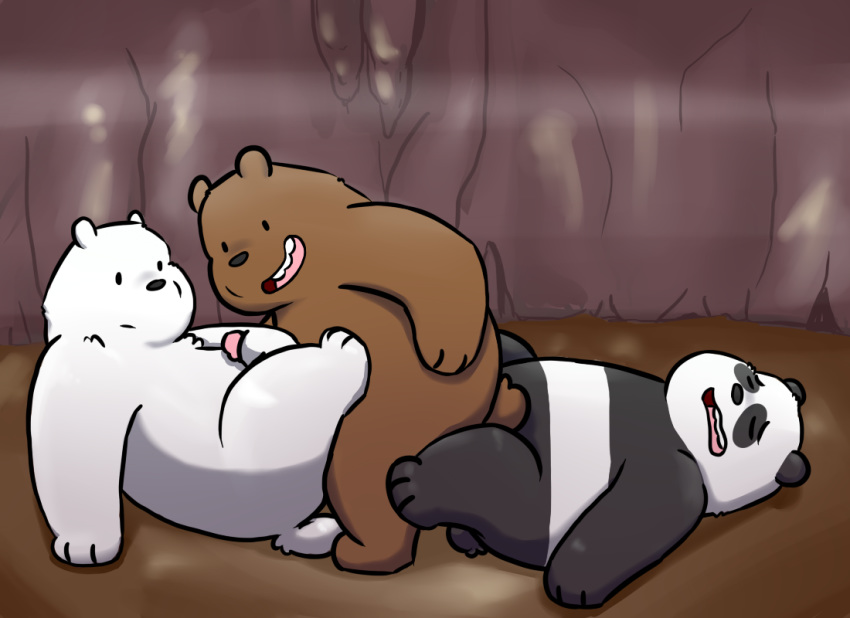 bears porn comics bare we Uncle grandpa giant realistic flying tiger