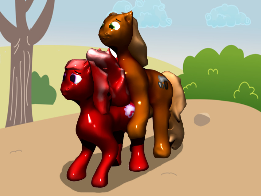 3d pony my little porn The amazing world of gumball alan