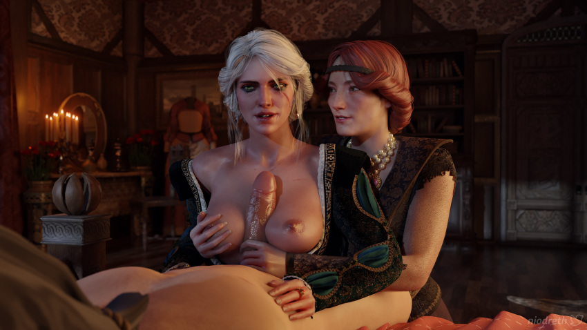 nude the 3 witcher yennefer The feet pics darling meme