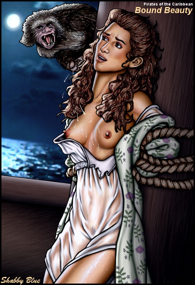 caribbean pirates of naked the Ill will press germaine nude